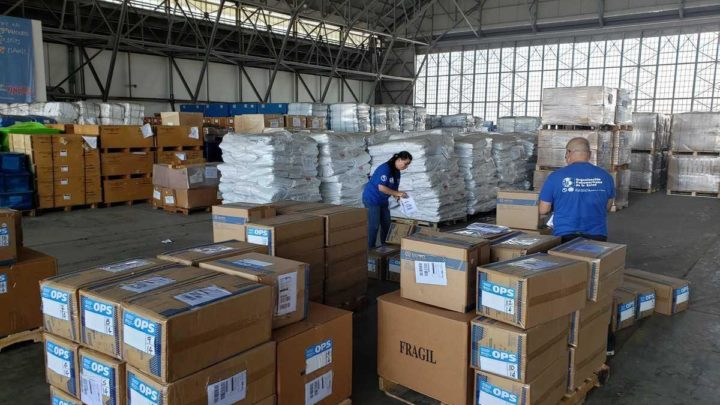 UN agencies issue urgent call to fund the global emergency supply system to fight COVID-19