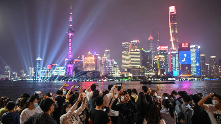 Coronavirus latest: Millions made trips during China's May Day holiday period
