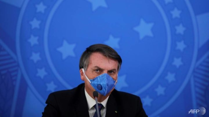 COVID-19: Released tape of Brazil cabinet meeting triggers outcry