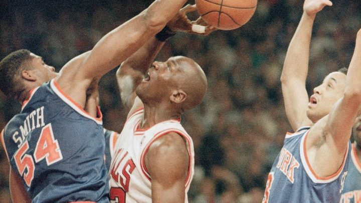 Knicks Held Jordan In Check But Let The Bulls Escape. No, I'm Not Bitter At All