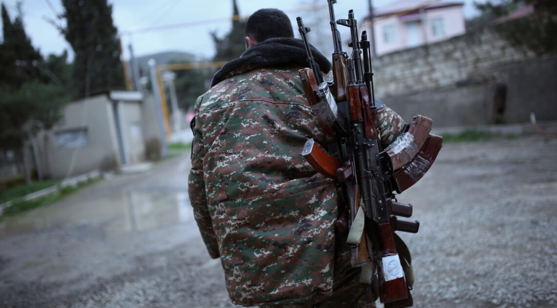 Nagorno-Karabakh: Deadly fighting spills into fifth day | Asia