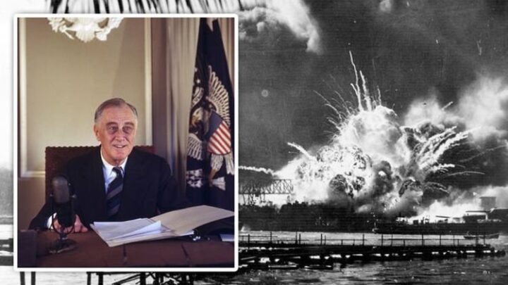 World War 2: Secret document 'decoded by US' warned of Japan's Pearl Harbour 'plot'   World   News