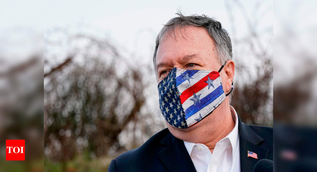 Mike Pompeo visits Israel museum honoring Christian Zionists