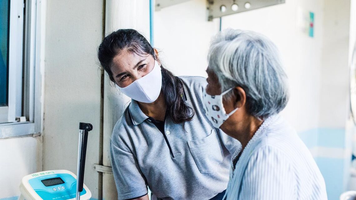 2021 designated as the International Year of Health and Care Workers