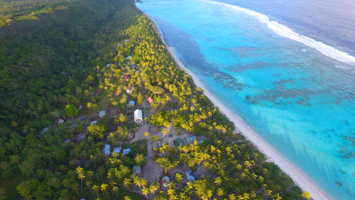 WHO publishes series of profiles on climate change and health in island states