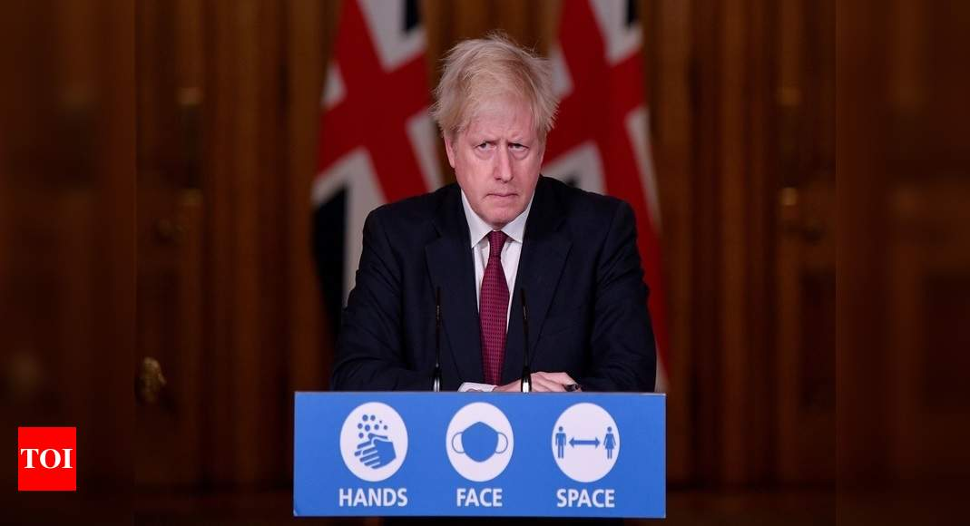 To fight new Covid strain, UK PM Johnson reverses Christmas plans for millions