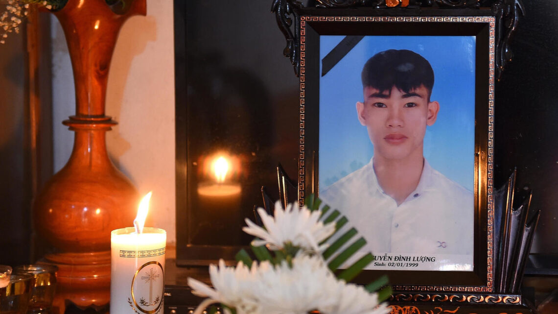 Two people smugglers convicted of manslaughter in Vietnamese migrant truck deaths