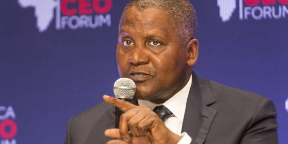 Africa's Richest Man Initiates Nigeria's First Share Buyback