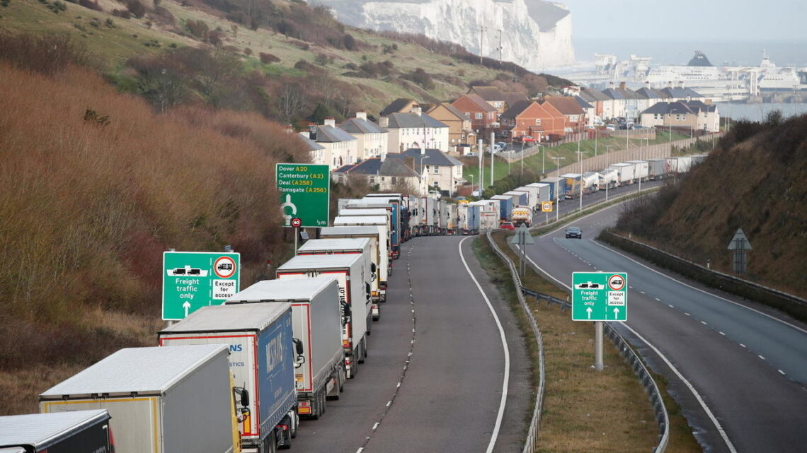 Britain holds crisis talks as Europe cuts transport links on virus fears