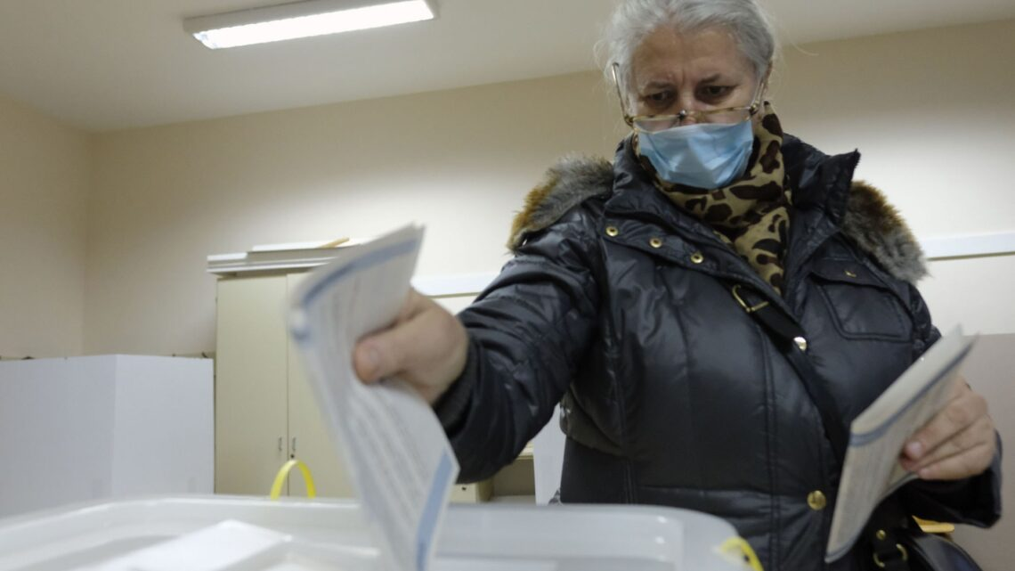 Bosnian city of Mostar holds 1st local election in 12 years