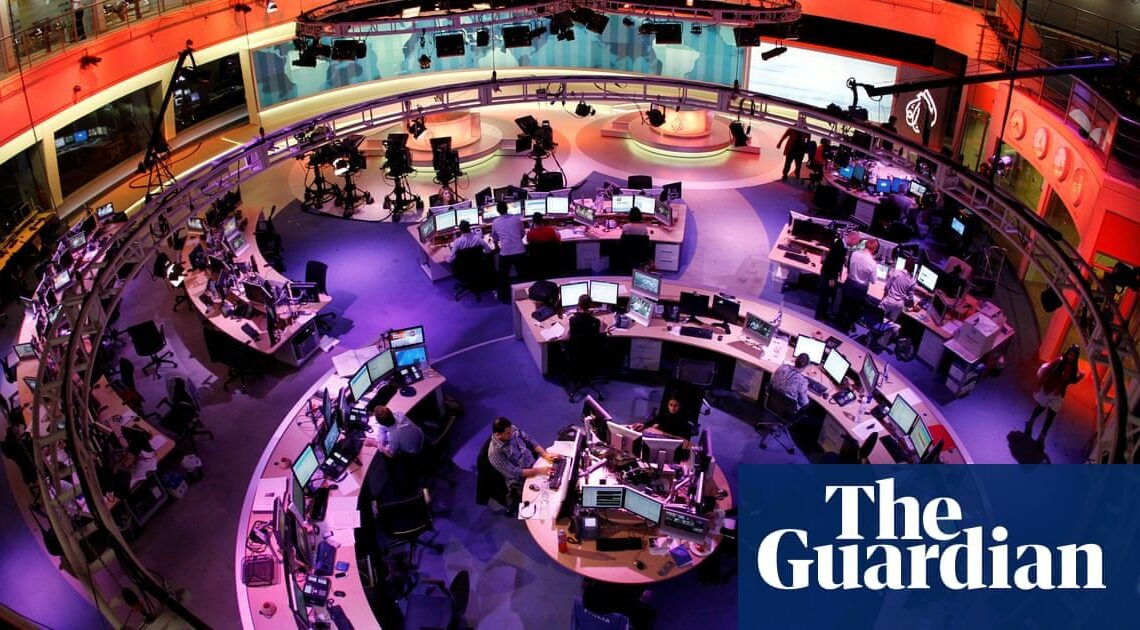 Spyware sold by an Israeli private intelligence firm was allegedly used to hack the phones of dozens of Al Jazeera journalists in an unprecedented cyber-attack that is likely to have been ordered by Saudi Arabia and the United Arab Emirates, according to leading researchers