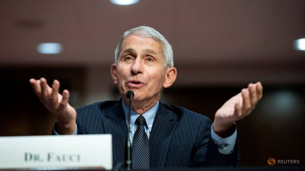 Commentary: How Anthony Fauci became the hero of America's fight against COVID-19