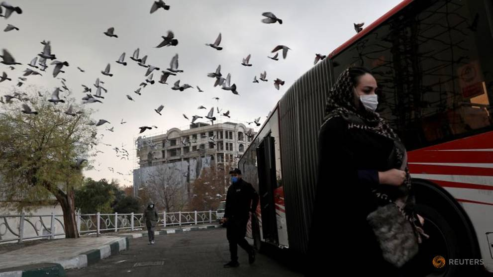 Iran sees lowest COVID-19 cases in two months, warns of possible new surge