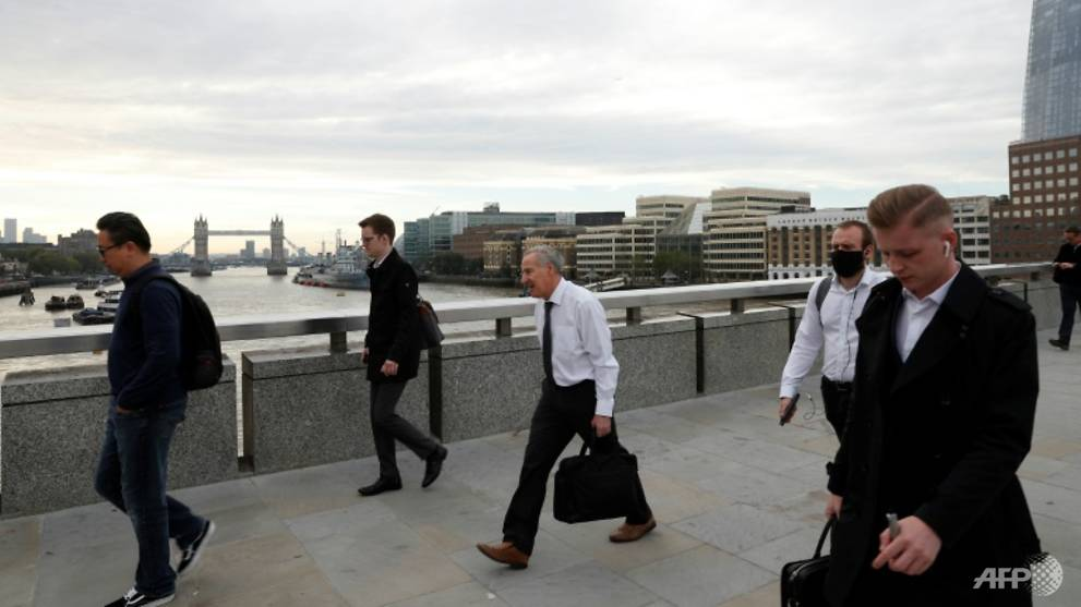 UK economy grew by record 16% in Q3 after first COVID-19 lockdown slump