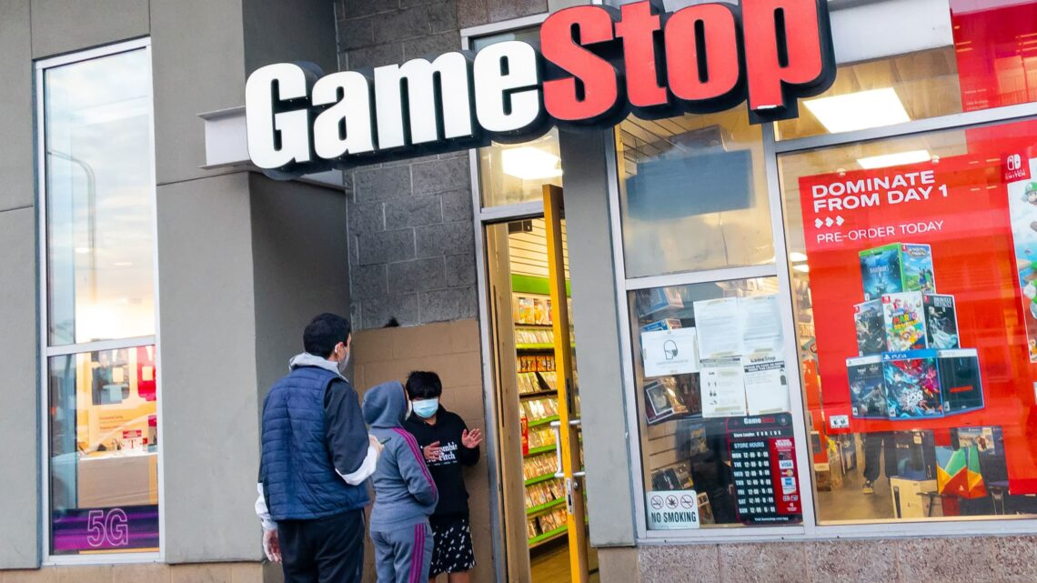GameStop craziness hits close to home for Ben Kusin, co-founder's son
