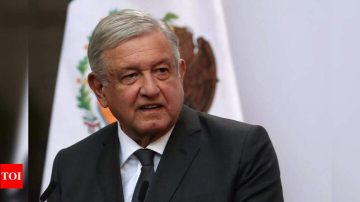 Mexican president says he has Covid-19
