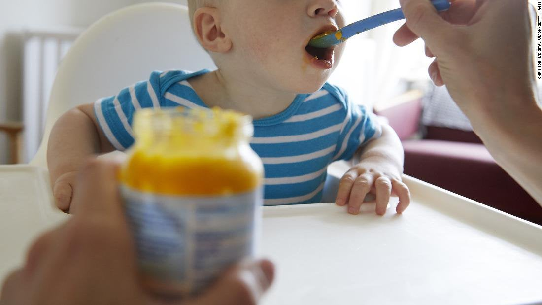 Leading baby food manufacturers knowingly sold products with high levels of toxic metals, a congressional investigation found : worldnews