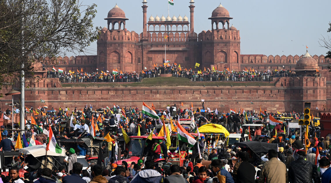 India equates Red Fort chaos with Capitol riots after US remarks | Agriculture News