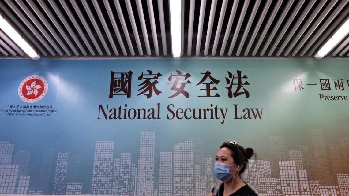 Britain's visa scheme for Hong Kongers goes into effect