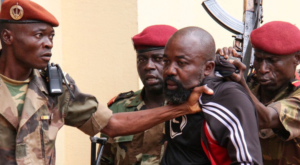 CAR 'militia leaders' plead not guilty to war crimes at ICC trial   Central African Republic News