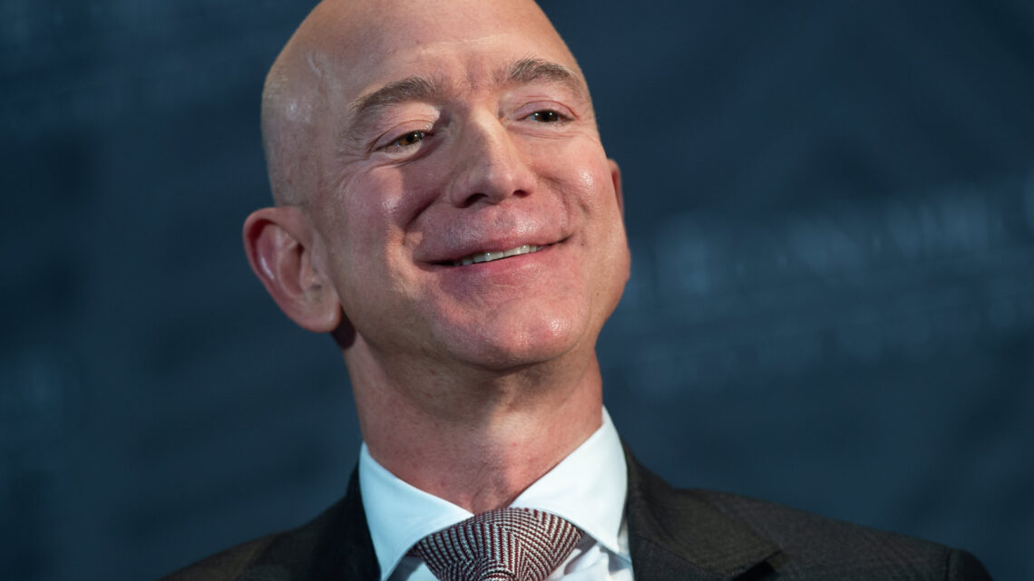 Jeff Bezos reclaims spot as world's richest person from Elon Musk