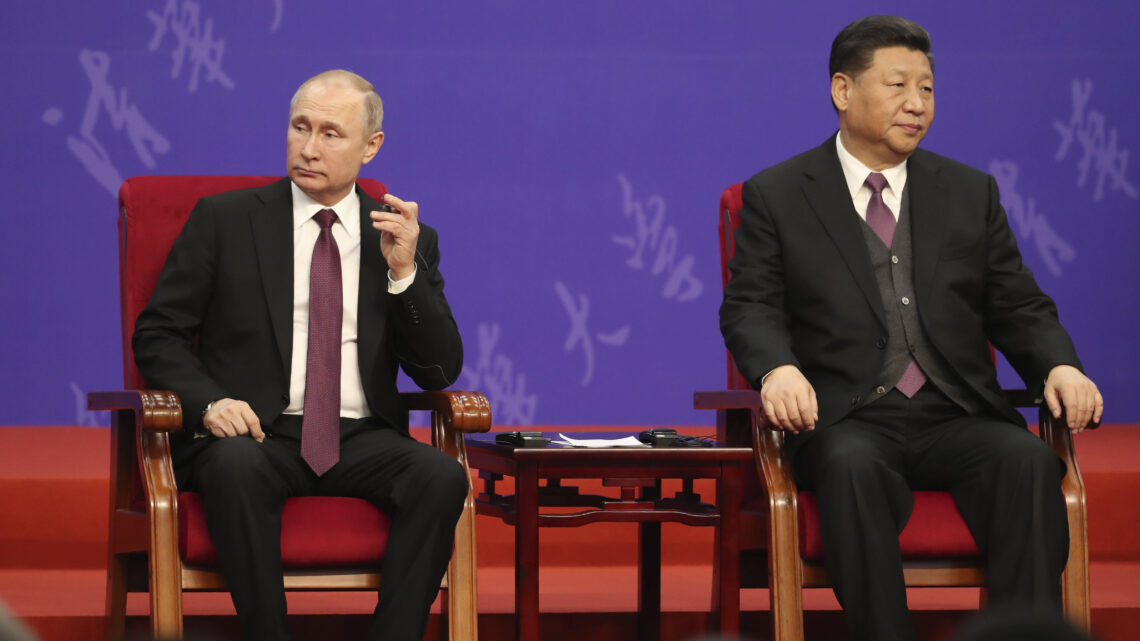 China and Russia threats, Afghanistan war drags