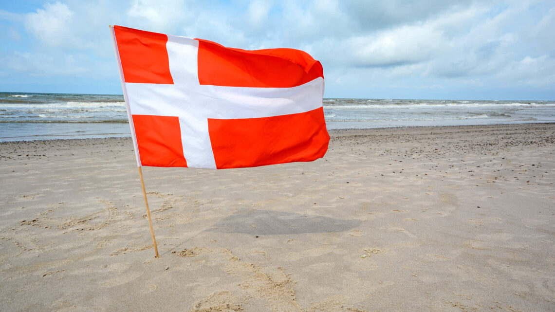 Denmark wants to build a renewable energy island in the North Sea