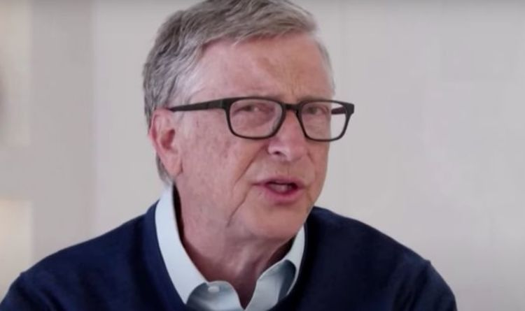 Bill Gates speaks out on 'crazy and evil conspiracies' on him and Covid vaccine | World | News