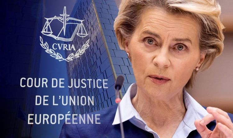 EU news: Bloc declares war on itself with legal action against 24 member states | World | News