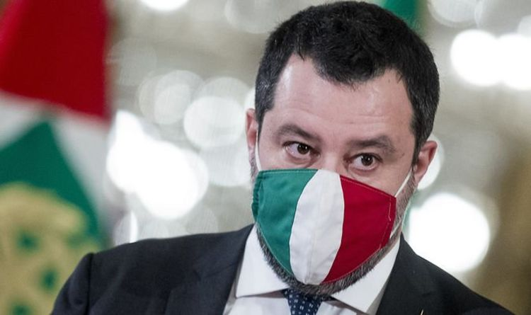 Italy news: Huge Eurosceptic rise in polls as even Renzi hits out at Brussels on vaccines | World | News