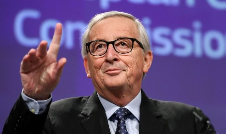 EU news: Jean-Claude Juncker praised VDL and insists vaccine policy was 'RIGHT' | World | News