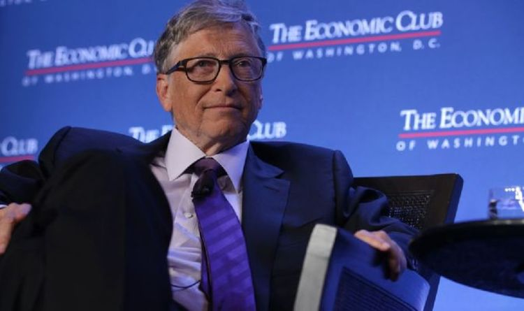 Bill Gates says end to Covid pandemic 'very easy' compared with climate change battle | World | News
