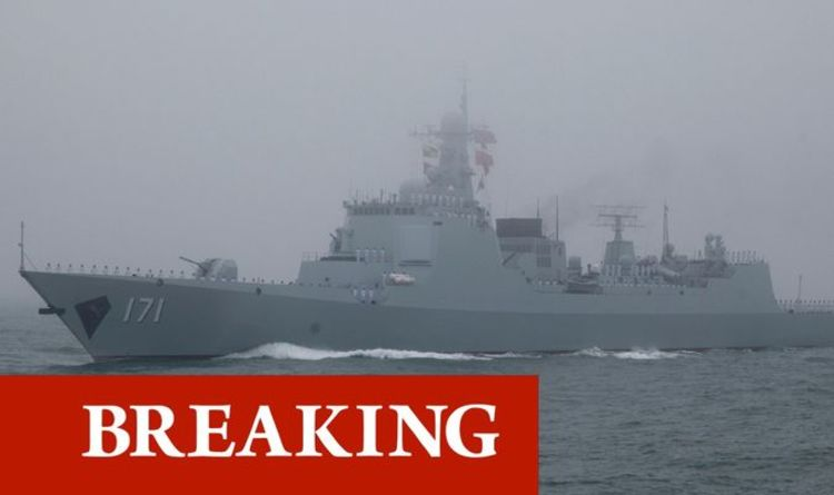 East China Sea threat: Tensions flare as armed Chinese ships enter Japanese waters   World   News