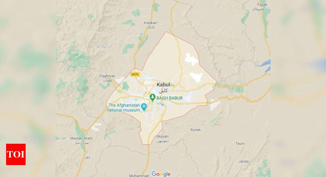 Afghanistan: Car bomb explosion targets peace affairs ministry official in Kabul