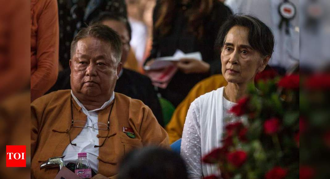 Myanmar news: Key Suu Kyi aide arrested as outrage grows over Myanmar coup | World News