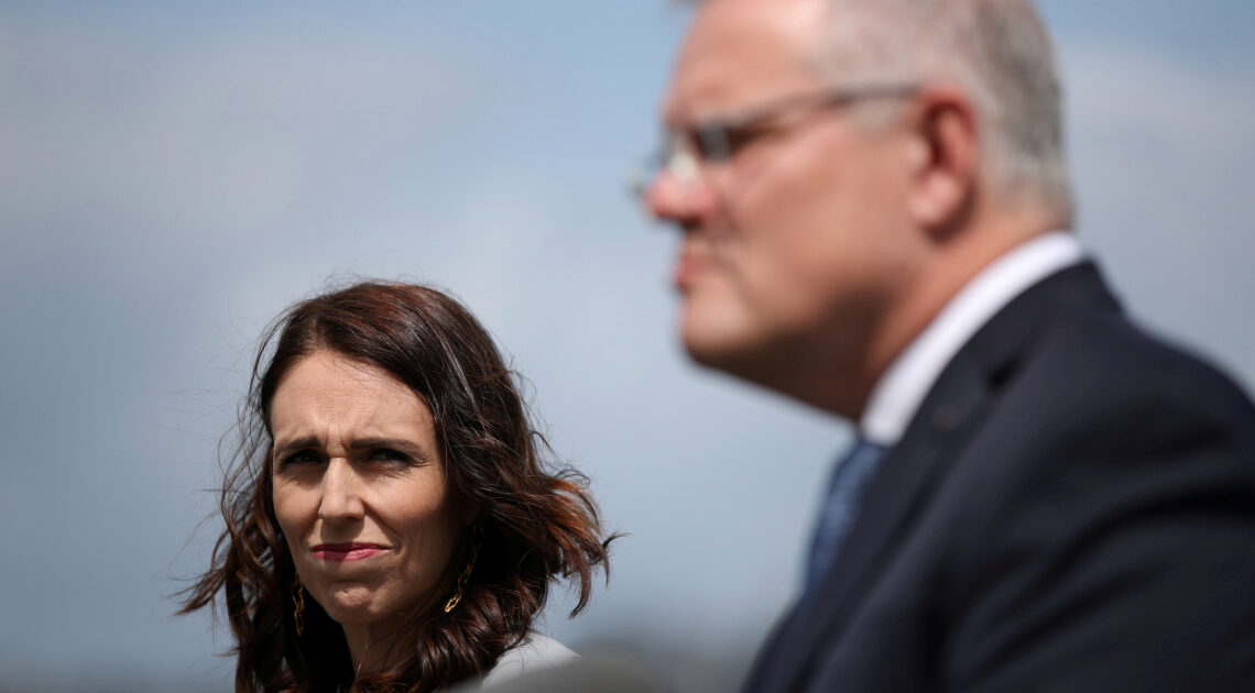 Ardern condemns Australia for revoking ISIL suspect's citizenship   ISIL/ISIS News