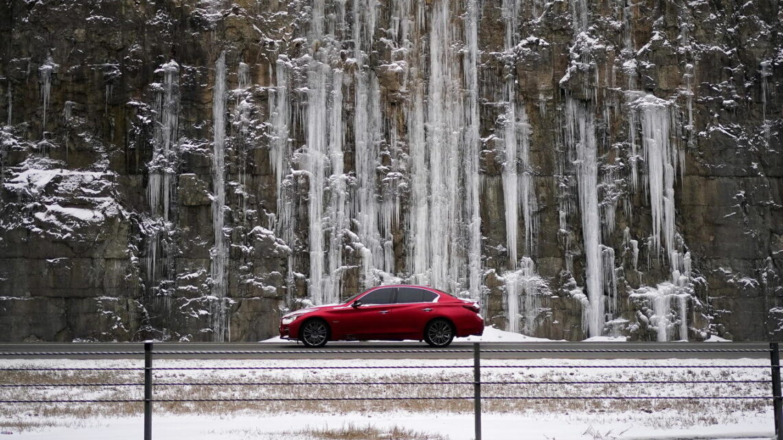 Icy winter storm grips much of US leaving millions without power