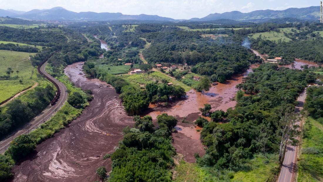 Brazil mining giant Vale will pay nearly $7 billion in settlement over Brumadinho dam rupture