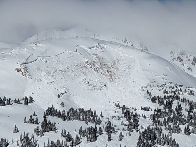 Deaths highlight once-in-a-decade Rockies avalanche danger
