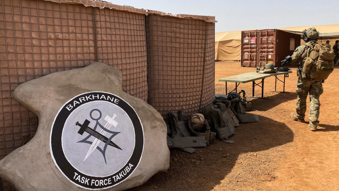 Swedish troops join French-led Takuba task force in Mali