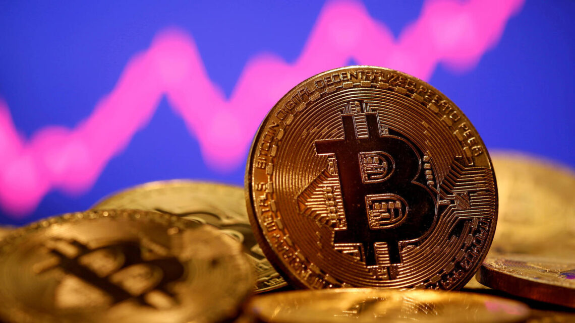 Bitcoin value surges above $50,000 for first time