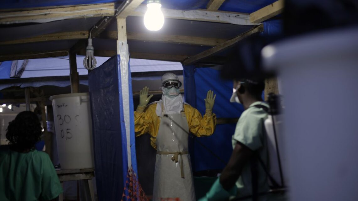 White House commits to fighting Ebola in Guinea