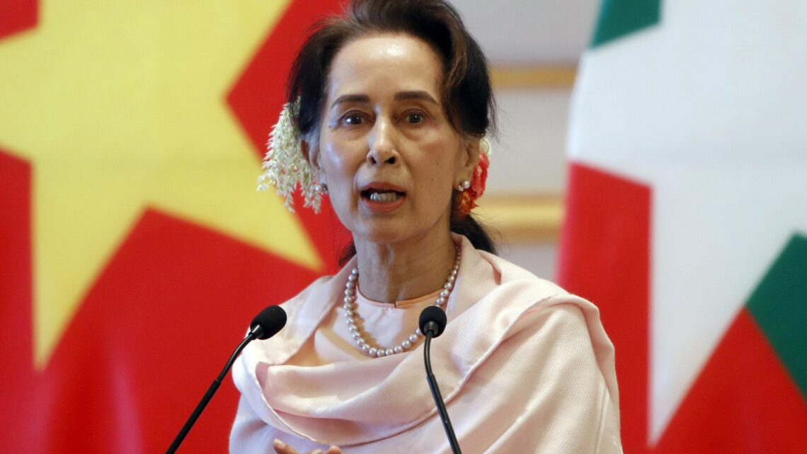 Myanmar military says it is taking control of the country : worldnews
