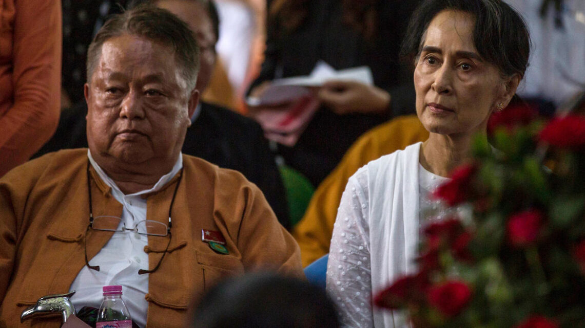 Top Suu Kyi aide arrested as protests grow against Myanmar coup