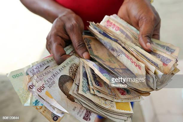 Nigeria Reserve Bank Yields Increase Might Signal Naira Devaluation