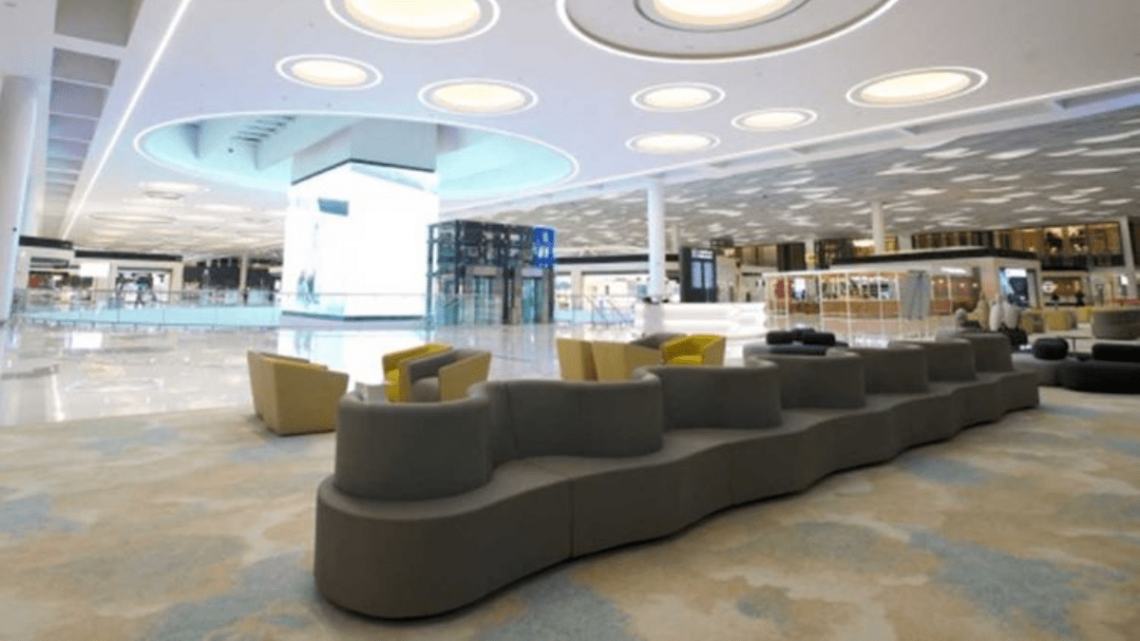 Bahrain Begins Operations From New Airport Passenger Terminal