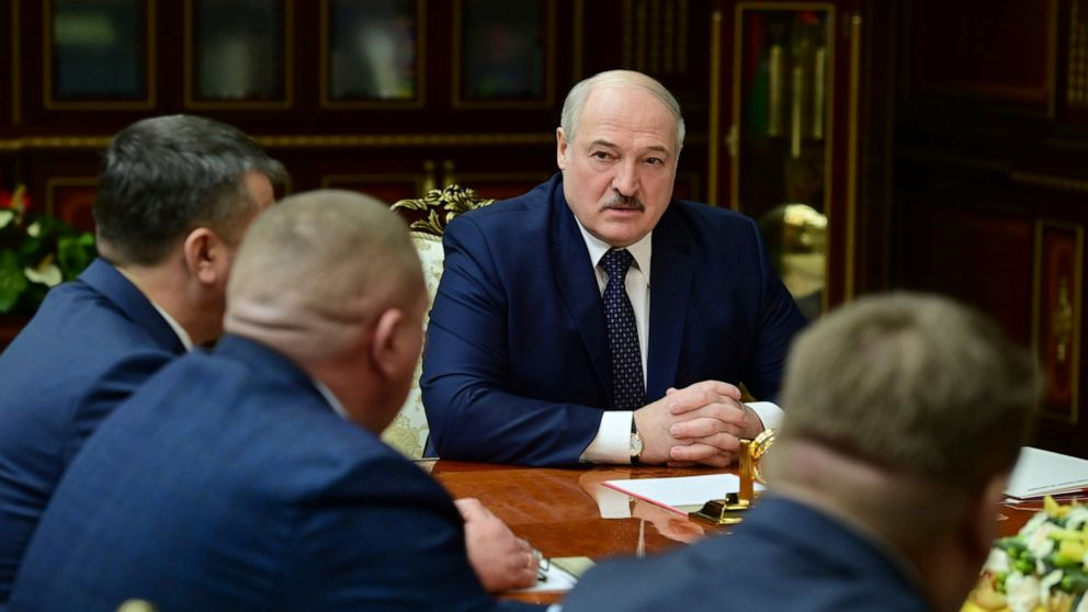 Belarus police detain more than 160 protesters