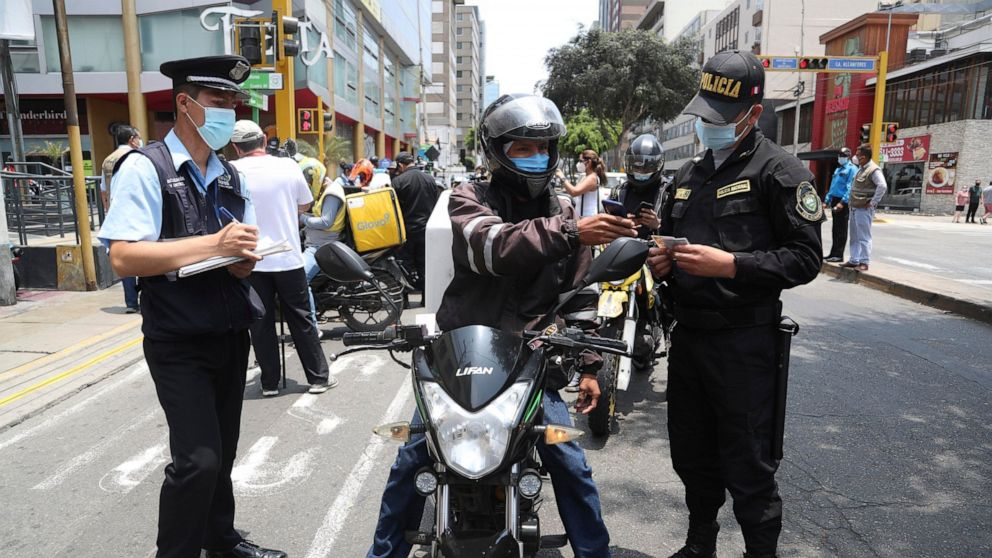 Peru's crime worries tainting Venezuelans who want to work