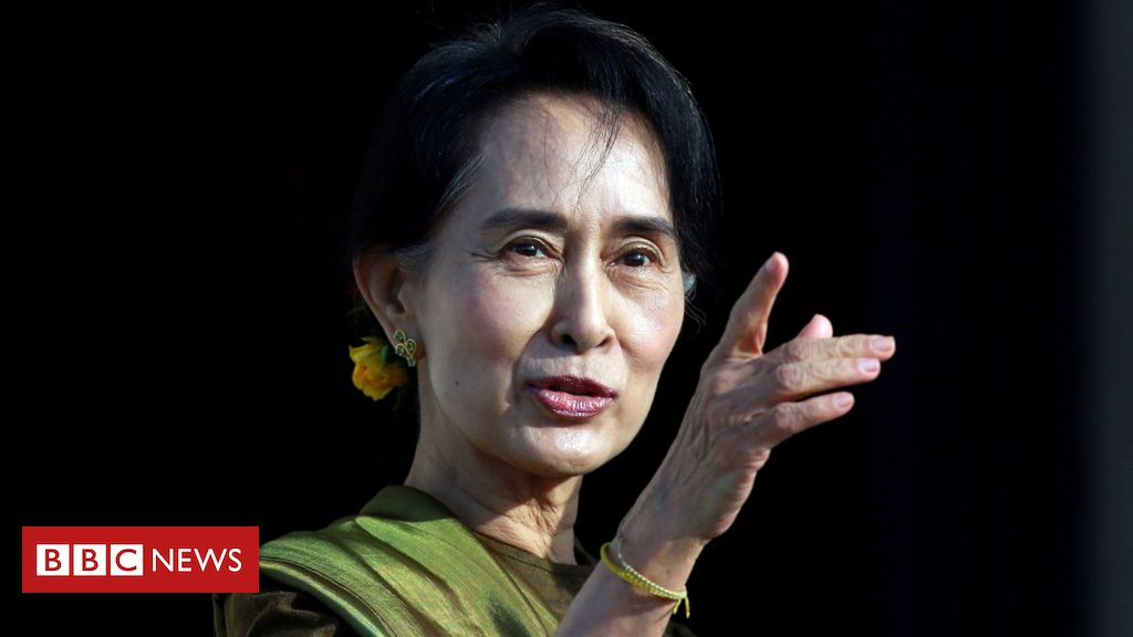 Myanmar military takes control of country after detaining Aung San Suu Kyi