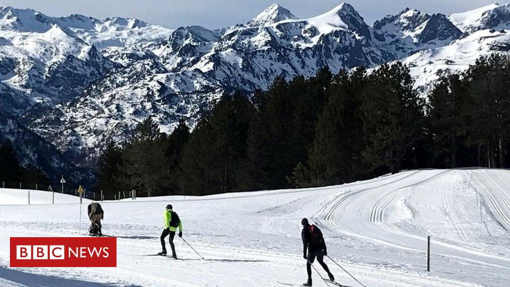 French skiers swerve Covid in cross-country boom